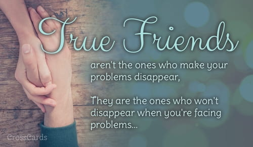 Fall Scripture Wallpaper Free You Are My True Friend Ecard Email Free