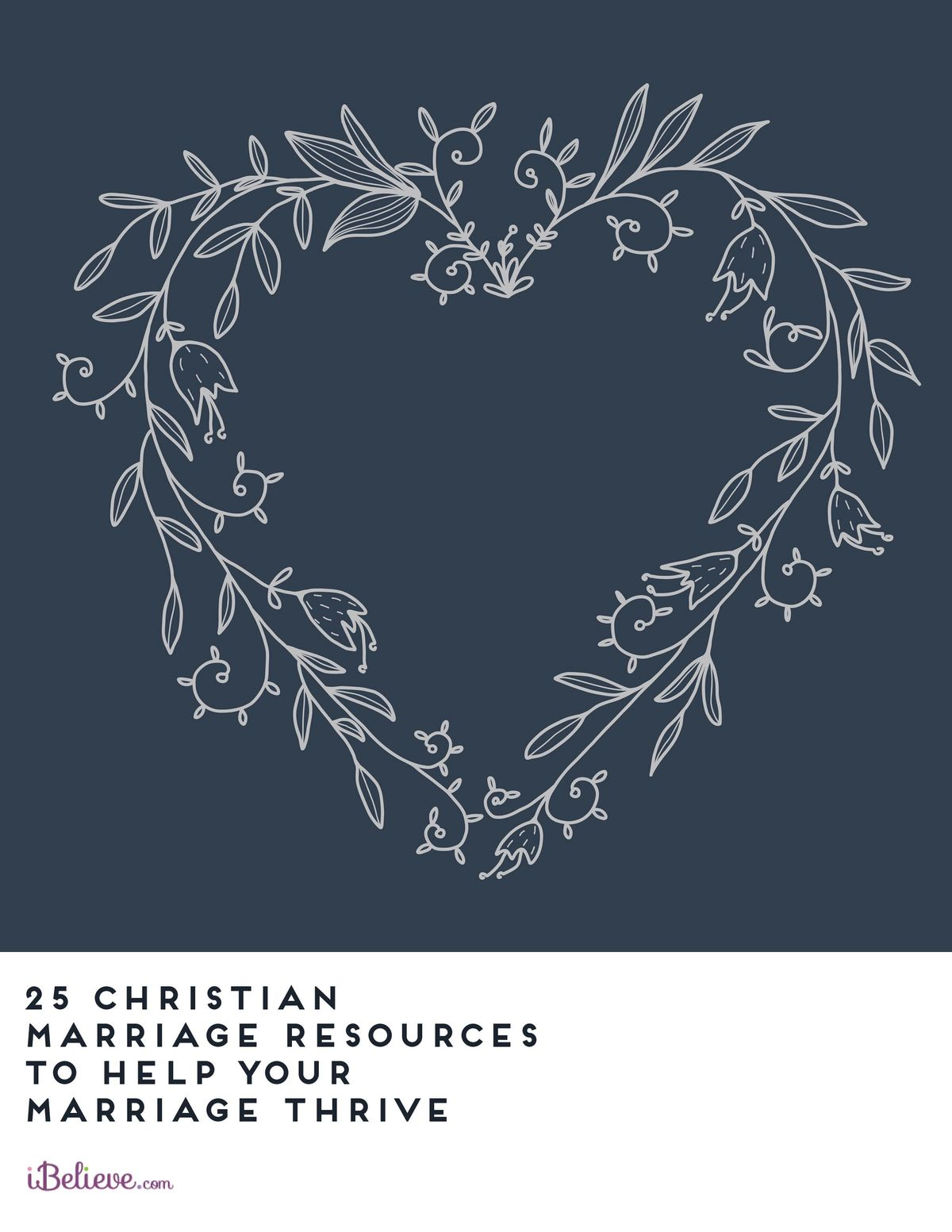 25 Christian Marriage Resources To Help Your Marriage