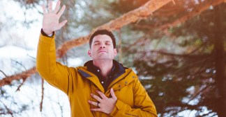 Jason Yates on This Year's National Day of Prayer Reminds Us We Are Not in Control, But We Can Trust God
