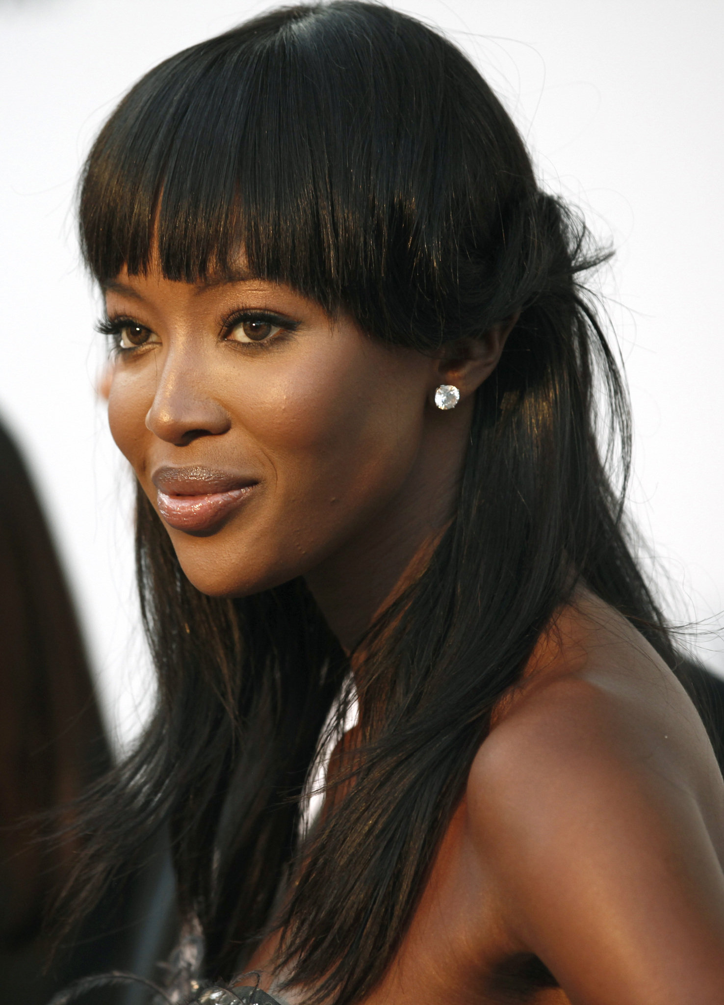 African Celebrities: Naomi Campbell