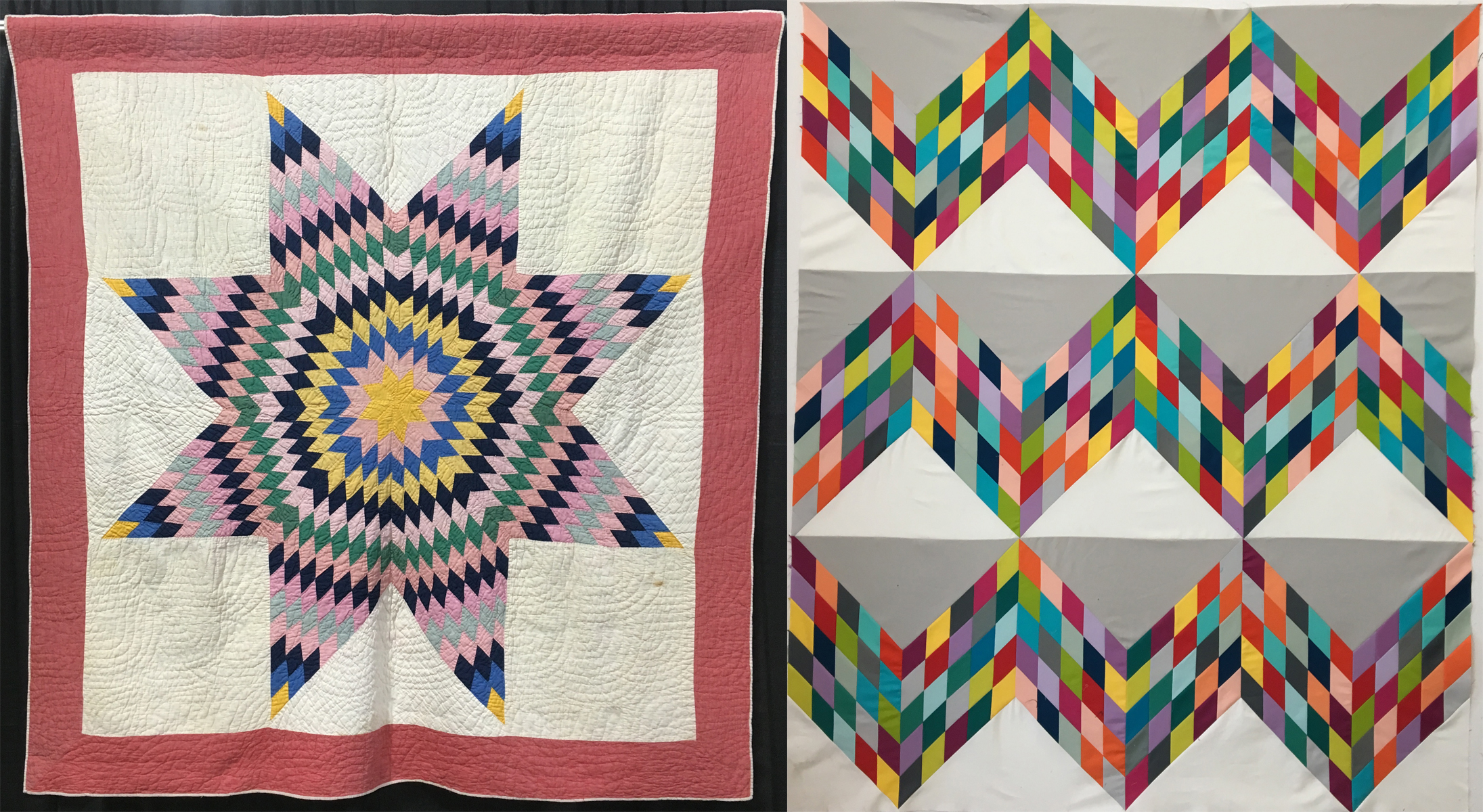 Quilting Conference Instructor Traces Heritage To Slave