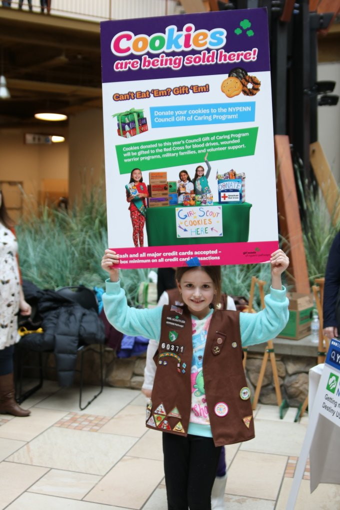 Girl Scout Cookies Power Experiences Local S End March 25