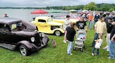 Cayuga County Summer Plenty for everyone  from cars and
