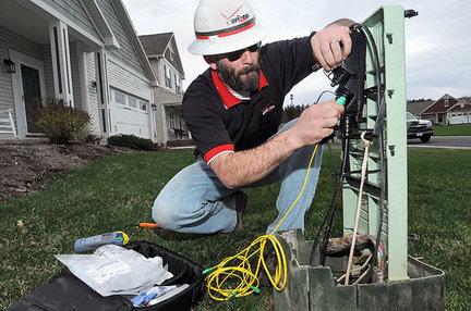 Some CNY communities wont get FiOS as Verizon halts expansion  syracusecom