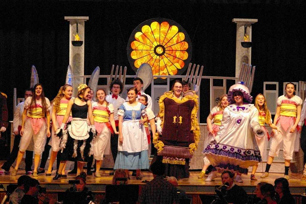 Weedsport High School presents its spring high school