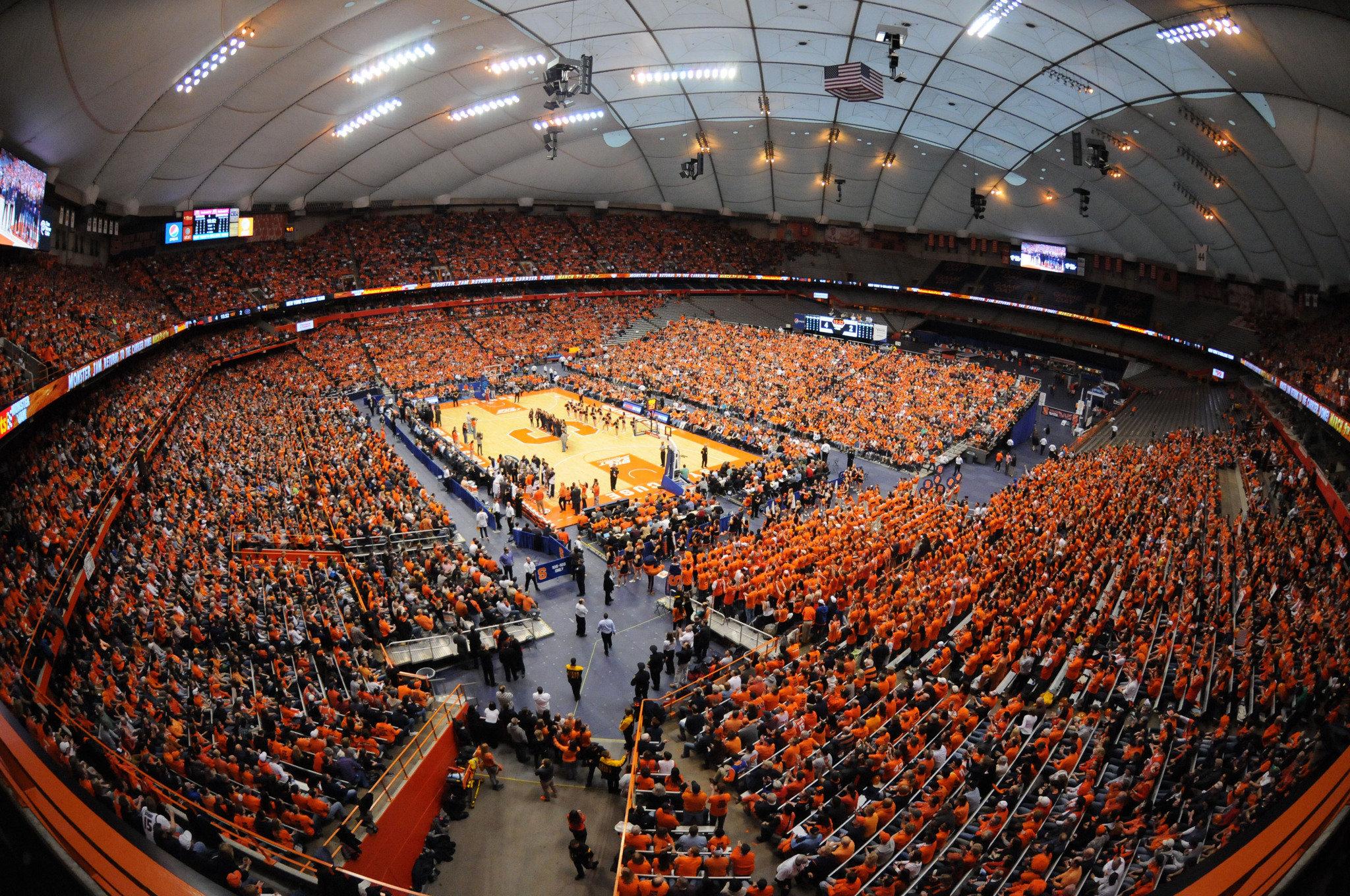 Has Syracuse Basketball Already Clinched NCAAs Attendance