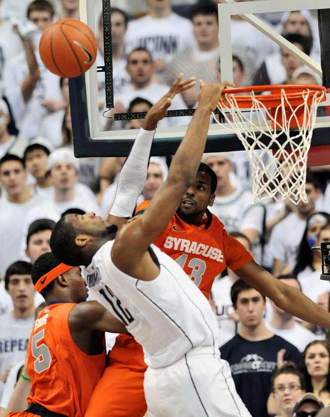 syracuse vs uconn mens basketball - photo#22