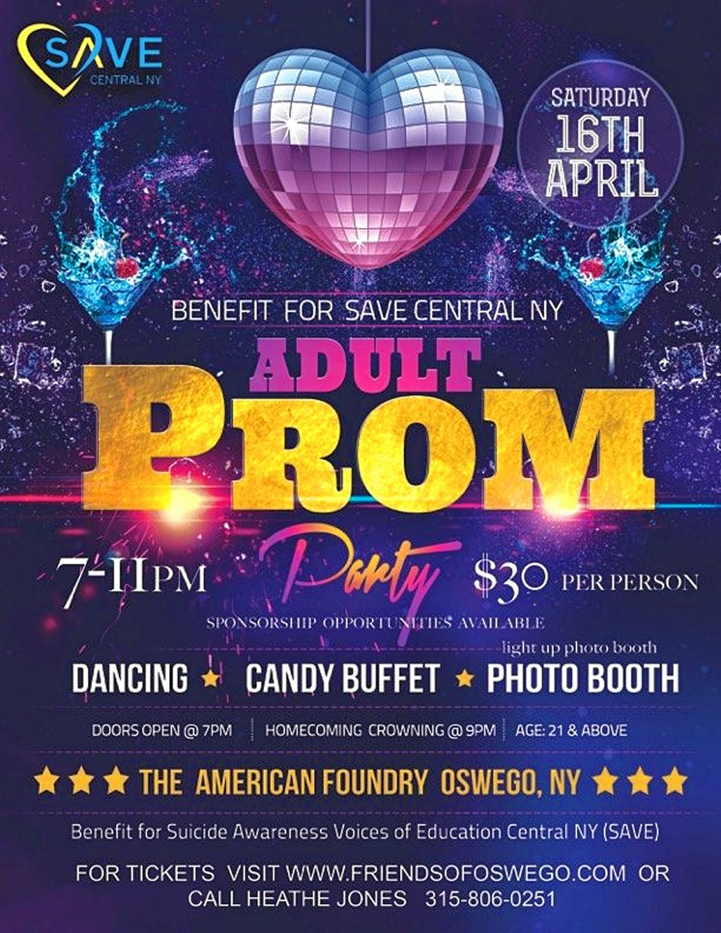 time out chair ideas cotton lounge covers adult prom to benefit suicide prevention in oswego county   syracuse.com