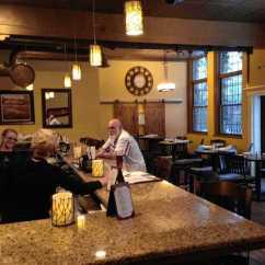 Hotel With Kitchen New York Backsplash Subway Tile School & Vine Bar: Restaurant Opens In Old ...