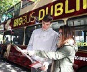 5% sparen Big Bus Tours Dublin Hop-on Hop-off Tour – Grafschaft Dublin