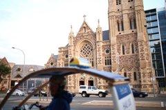 Historic Adelaide & Architecture Pedicab Experience