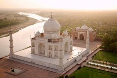 Private Day Trip to Taj Mahal & Agra from Delhi by Car