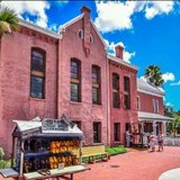 St. Augustine Florida St. Augustine History Museum Admission 5046STA_HIST