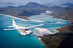 Express Whitsundays Scenic Flight and Boat Cruise from Airlie Beach