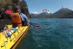 Mascardi Lake Kayaking and Trekking Tour from Bariloche