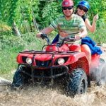 Punta Cana La Altagracia Province Punta Cana 4×4 ATV Adventure and Beach Tour 7196P12