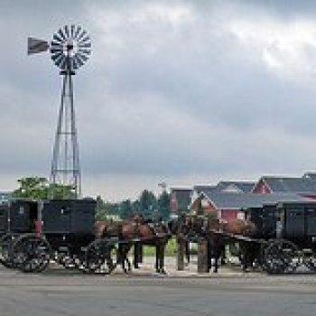 Lancaster County Pennsylvania Private New York Day Trip to Amish Country with Amish Mennonite Guides 7908P6
