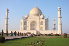 Private Full Day Tour Agra With Taj Mahal