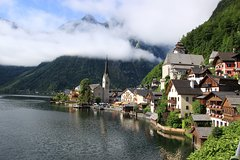 Alpine Panoramic Hallstatt Day Trip Tour from Vienna including Admont Abbey Visit
