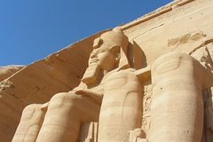 Morning Trip to Abu Simbel Temples from Aswan by Minivan