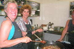 Cooking class with Lunch at an Olive Farm in Agrigento