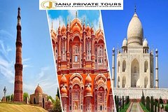 4 Night 5 Days Golden Triangle Tour ( Delhi - Agra - Jaipur - Delhi )