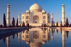 Same Day Sunrise Taj Mahal Tour from Delhi by Car