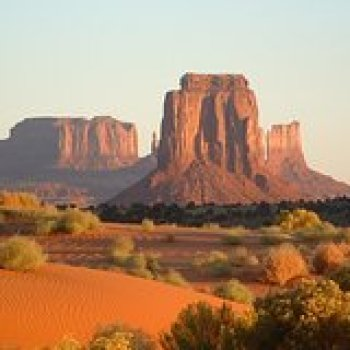 Monument Valley Utah Dreamcatcher Evening Experience in Monument Valley 66088P1
