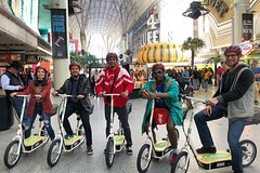 DOWNTOWN & FREMONT STREET ELECTRIC SCOOTER TOURS