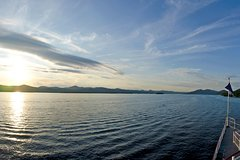 Lake George Dinner or Sightseeing Cruise aboard the Lac du Saint Sacrement