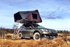 Yellowstone and Grand Teton - 5 Day Subaru Outback Rooftop Camping Tour