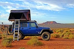 Red Rock - 5 Day Jeep Rooftop Camping Tour