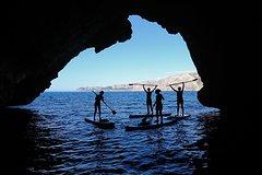 SUP Secret Blue Lagoon & Cave Tour