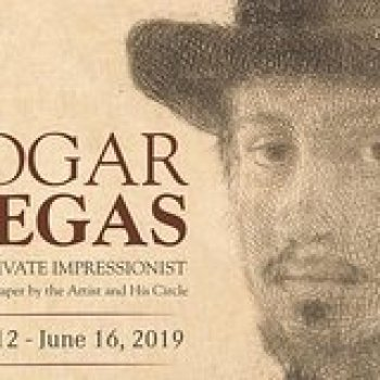 St. Augustine Florida Edgar Degas Exhibit and General Admission 124082P2