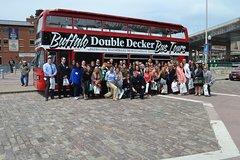 Buffalo Double Decker Bus Tour-Old & New Buffalo