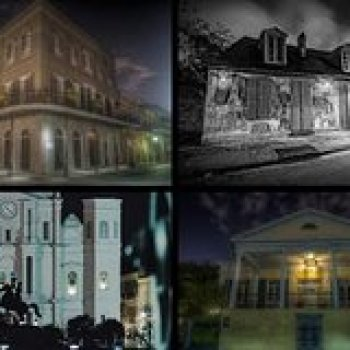 New Orleans Louisiana Haunted History of New Orleans Private Walking Tour 70704P7