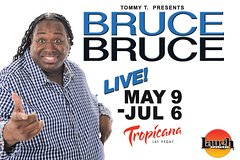 Bruce Bruce Live at the Tropicana Hotel and Casino