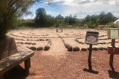 Medicine Wheel and Labyrinth Peace and Healing Tour Message from animal totem