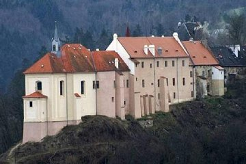 Private Day Trip from Prague: Palace Nizbor and Krivoklat Castle and Lany Racing Car Museum Including Lunch