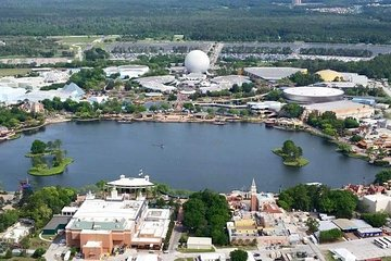 Private Helicopter Tour over Orlando's Theme Parks