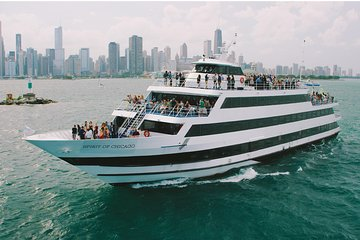Spirit of Chicago Lunch Cruise with Buffet