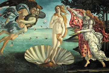 Florence Wonders afternoon Walking Tour with Uffizi Gallery skip-the-line Visit