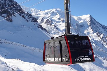 Private Transport to Chamonix Mont Blanc with driver guide