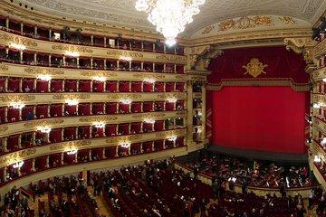 Private tour of Teatro alla Scala Museum in Milan