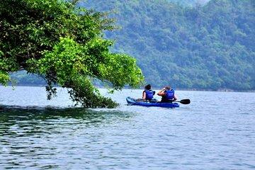 4 days kayaking and trekking in Ba Be Lake