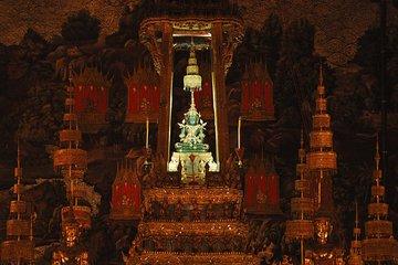 Bangkok Temple Emerald Buddha Entrance Ticket With Hotel Transfer