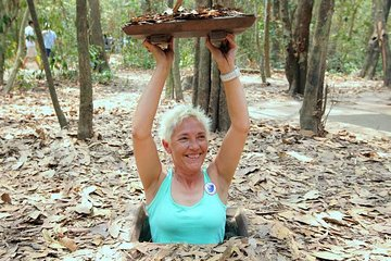 Shared Cu Chi Tunnels Tour
