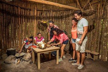 Full-day Cultural tour to Tulum, Coba & Maya Village