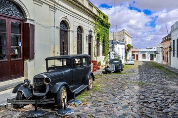 Premium Day Trip to Colonia from Buenos Aires