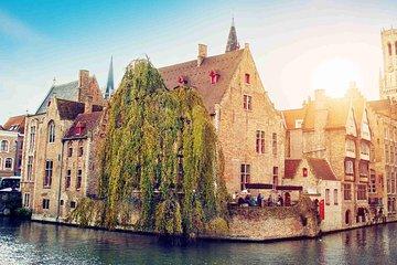 Visit Bruges, half day, departure in Bruges